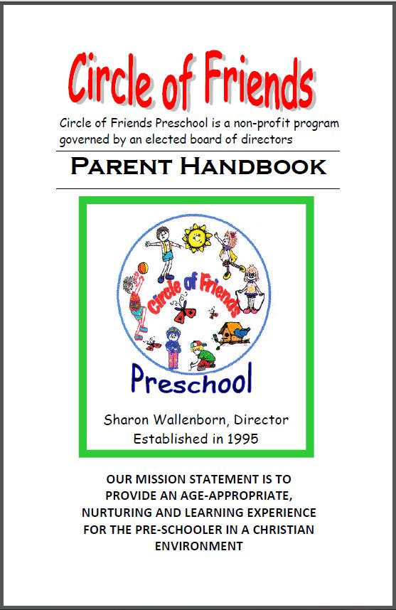 Circle of Friends Parent Handbook